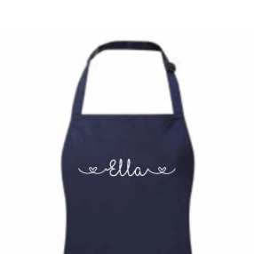 Personalised Childrens Apron Rachel J Designs