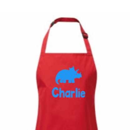 Personalised Children's Apron