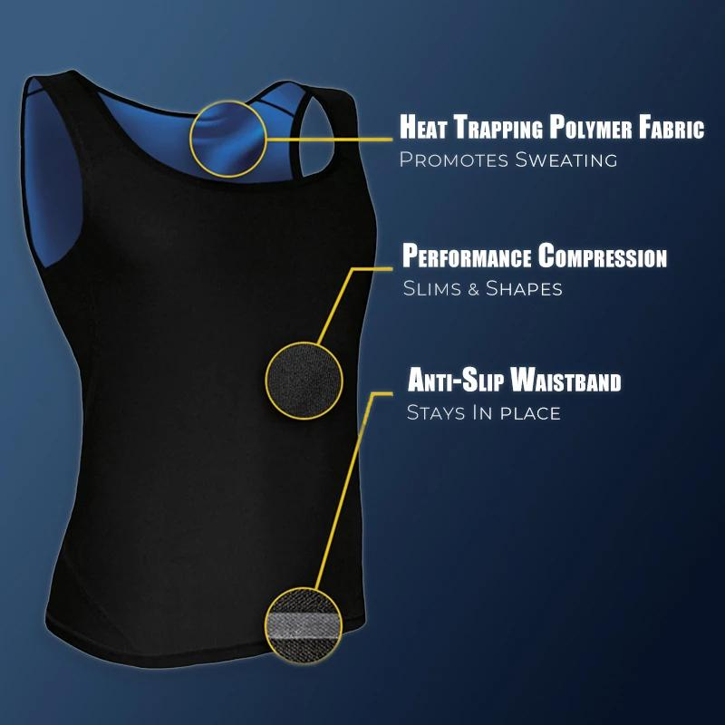 Nowsparkle™ Sweat Shaper - Sauna Vest