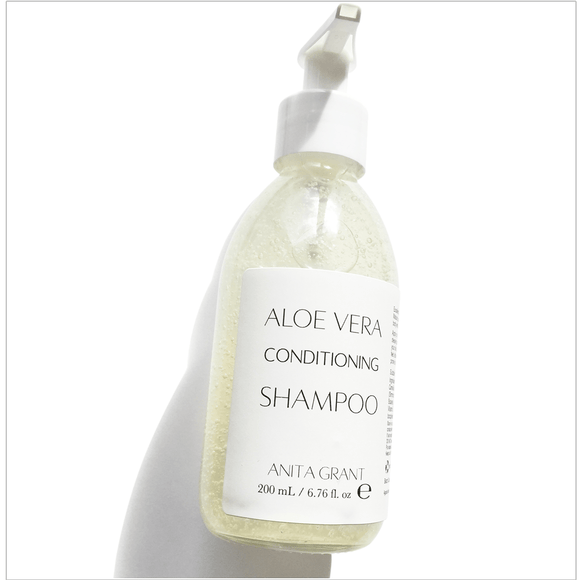 Aloe Vera Conditioning Shampoo (200ml) - ANITA GRANT