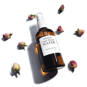 Organic Rose Water (100ml) - ANITA GRANT