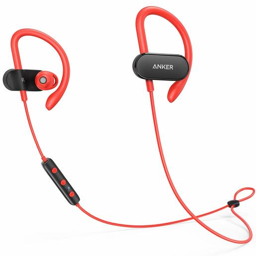 Anker Sound Buds Curve Earphone Red