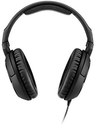 Sennheiser Pro Audio Sennheiser HD 200 Pro-Professional Monitoring Headphone, Black