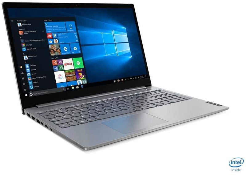 "Lenovo ThinkBook 15 Ci5-1035G1 / 15.6"" FHD / 8GB DDR4 / 256GB SSD M.2 2242 PCIe NVMe 3.0 / Integrated Graphic / Finger Print / 720P HD Camera / Win 10"