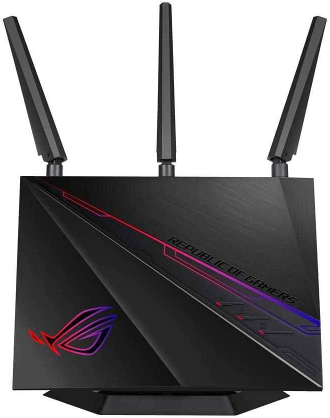 ASUS ROG (GT-AC2900) Dual-Band Wireless Gigabit Wi-Fi Gaming Router