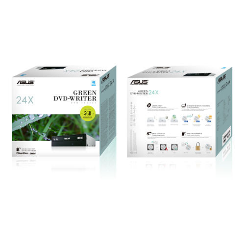 Asus Internal DVD Writer DRW-24D3ST