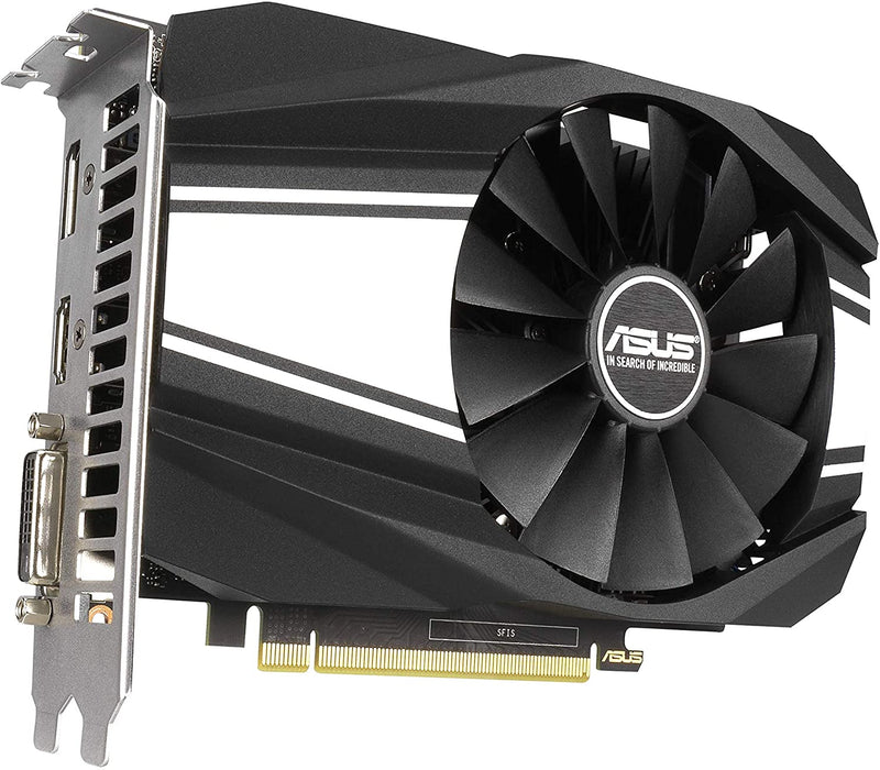 Asus GeForce GTX 1660 Super Overclocked 6GB Phoenix Fan Edition