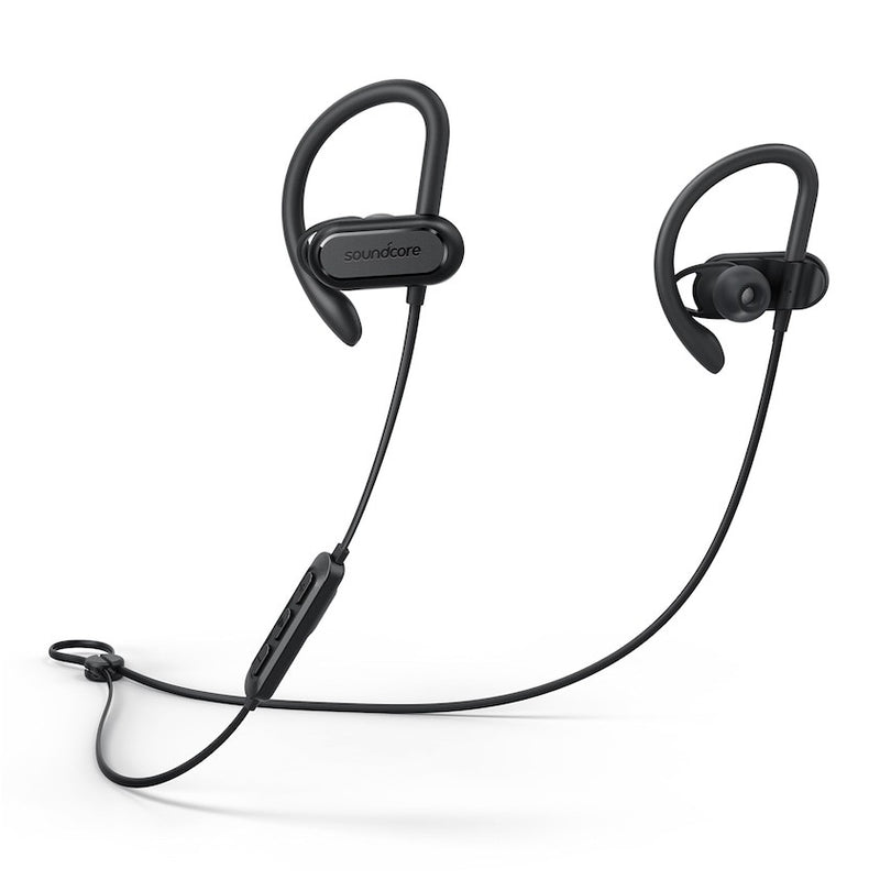 Anker Soundcore Work Out Headphone  Spirit X Black