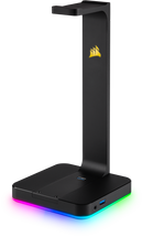 ST100 RGB Premium Headset Stand with 7.1 Surround Sound