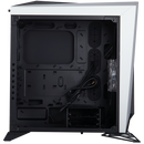 Carbide Series® SPEC-OMEGA Tempered Glass Mid-Tower ATX Gaming Case - Black/White