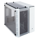 Crystal Series 280X Tempered Glass Micro ATX Case — White