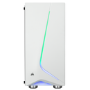 Carbide SPEC-06 RGB Tempered Glass Case — White