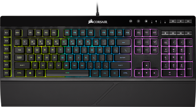 K55 RGB Gaming Keyboard