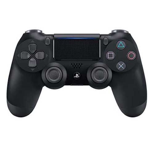 DUALSHOCK 4 Wireless Controller for PS4 - Black - CUH-ZCT2