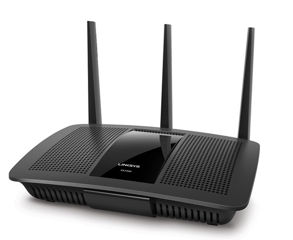 Linksys EA7300 AC1750 DB Smart WiFi MU-MIMO Max-Stream Router 4xGE 1xUSB3.0 3x Antennas