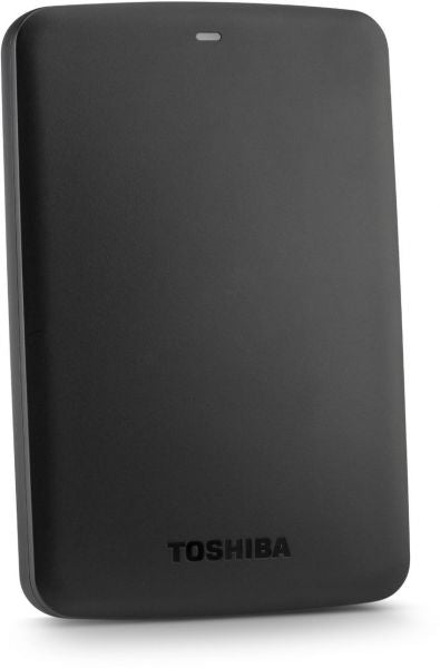 Toshiba 1TB Canvio Basics Portable USB3.0 Hard Drive Black -HDTB310EK3AA