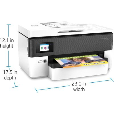 HP OfficeJet Pro 7720 Wide Format All-in-One