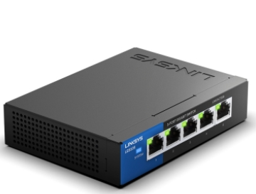 LGS105-Retail 5-Port GE Unmanaged Switch