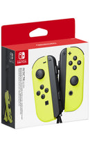 Nintendo Switch Joycon (L/R) Yellow - NS HAC-A-JADAA-USZ