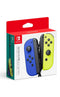Nintendo Switch Joycon Controller, Blue/Yellow HAC-A-JAPAA MSE