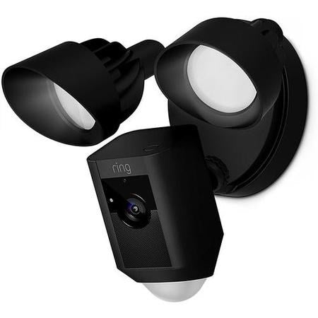 Ring - RING 8SF1P7-BEU0 MOTION-ACTIVATED HD SECURITY CCTV CAMERA WITH FLOODLIGHT -  - Tashria