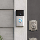 Ring - Ring 8VR1S7-0EU0 Video Doorbell 2, Black / Silver - Security - Tashria