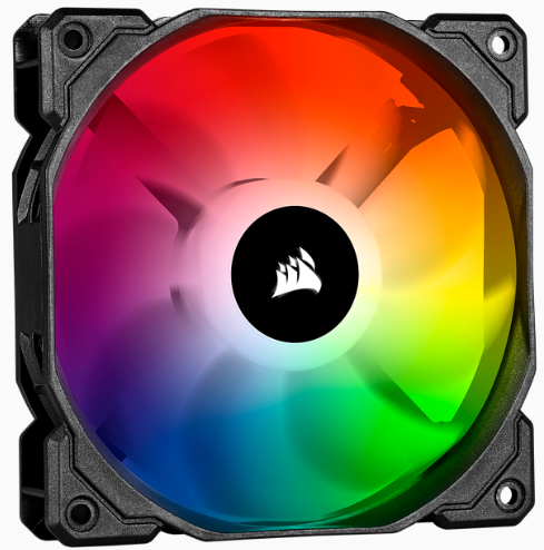 iCUE SP120 RGB PRO Performance 120mm Fan