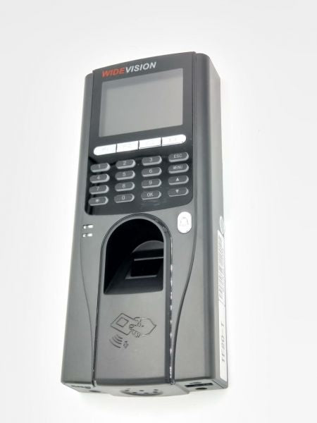 BIOMETRIC FINGERPRINT TIME ATTENDANCE ACCESS CONTROL SYSTEM TF20