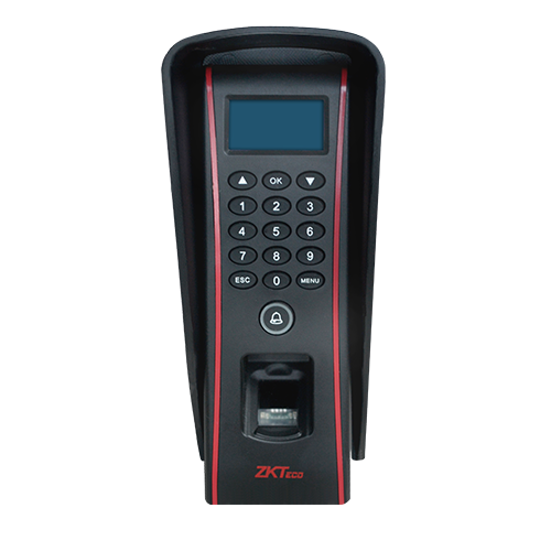TF1700 Outdoor fingerprint terminal for access control and time attendance