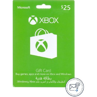 Microsoft Xbox Live Payment and Recharge Card K4W03079