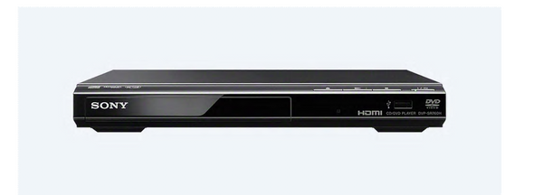 Sony DVD Player with HD Upscaling