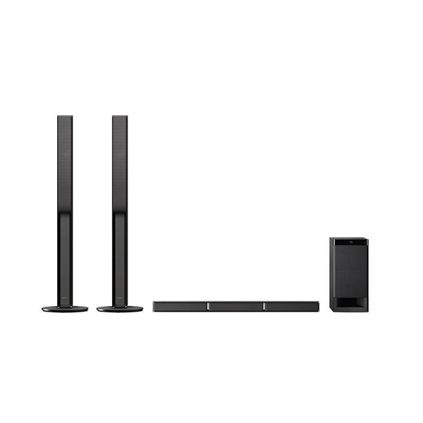 SONY 5.1ch Home Cinema System - Bluetooth - 600W - Black - HT-RT40