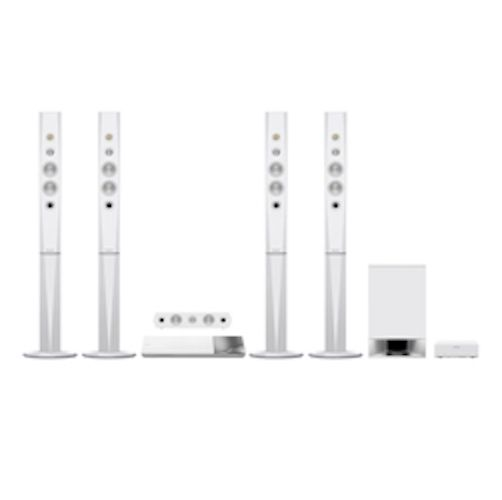 SONY Blu-ray Home Cinema System 5.1ch - Bluetooth - 1200W - White - BDV-N9200WL