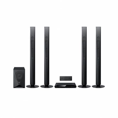 SONY DVD Home Cinema System 5.1ch - Bluetooth - 1000W - S-master Digital Amplifier - Black - DAV-DZ950