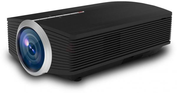 YG-500 Mini LED Projector 1200 Lumens.