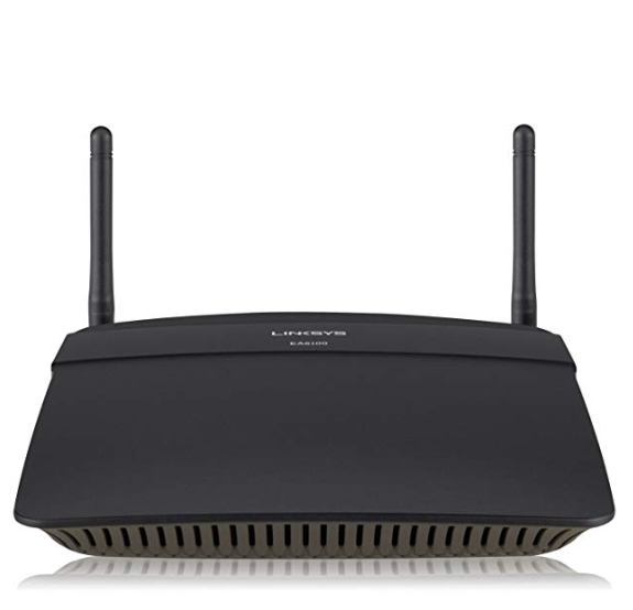 Linksys EA6100 AC1200 Dual-Band Wi-Fi Router