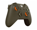 Microsoft - Xbox One Wireless Controller (WL3-00036) - Green Orange -  - Tashria