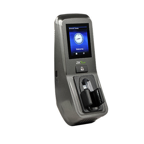 ZKteco FV350 Multi-biometric Finger Vein and Fingerprint recognition technology based Standalone Access Control Reader