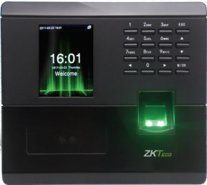 ZKteco - ZKteco MB10 Multi - Biometric T&A and Access Control Terminal -  - Tashria