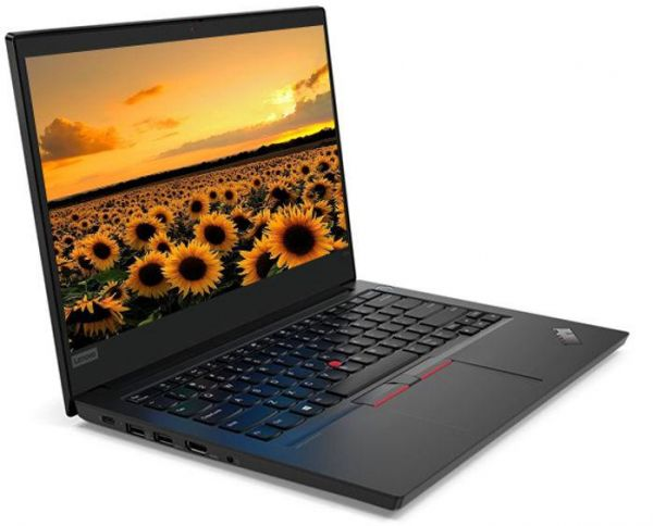 ThinkPad E15 20RD0004AD Laptop With 15.6-Inch Display, Core i5 Processor/4GB RAM/1TB HDD/Intel HD Graphics Black