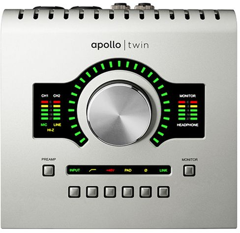 Universal Audio Apollo Twin USB Desktop Interface