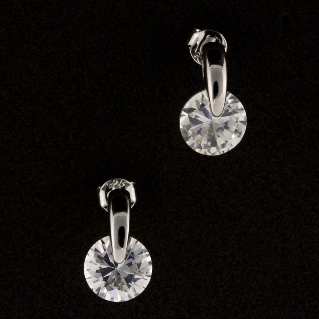 MAGNIFICENT CRYSTAL STONE EARRINGS