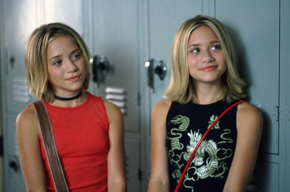 The Olsen Twins | My Double Decade Style Crush