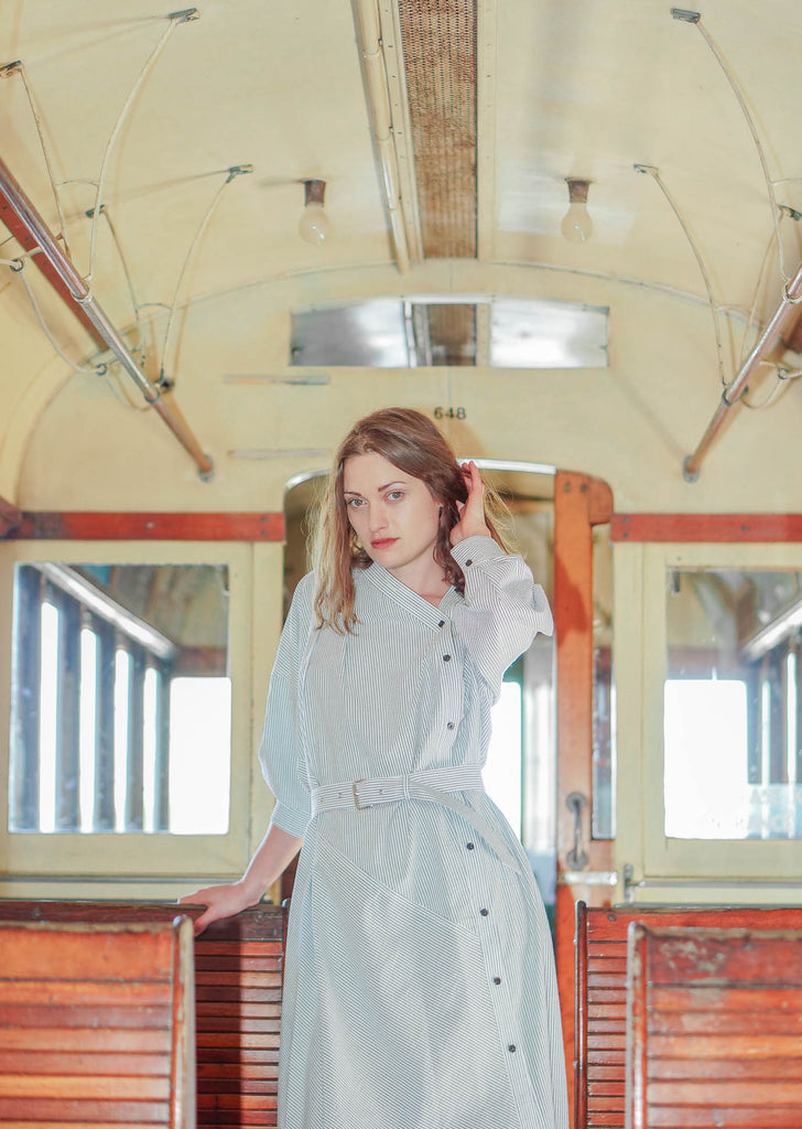 Travel Staples Resort Wears on the Railway