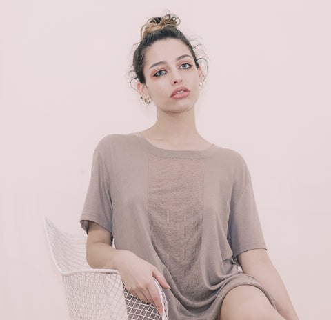 Basics Tees And Tanks Tamarind