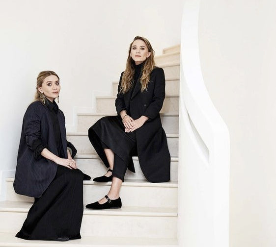The Olsen Twins Infant Actors To Fashion Moguls Tamarind Style