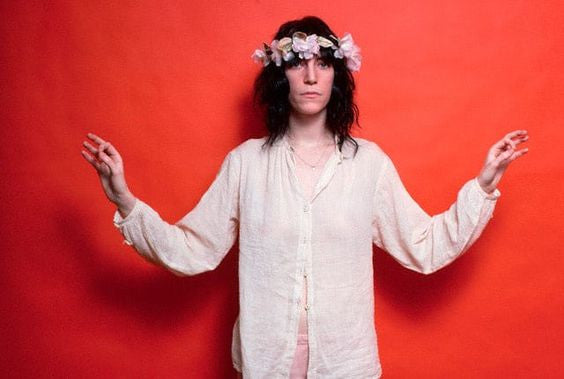 Patti Smith Punk Rock Style Sense
