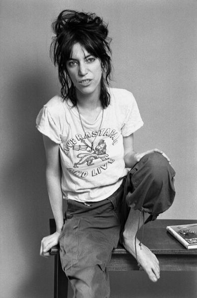 Patti Smith Style