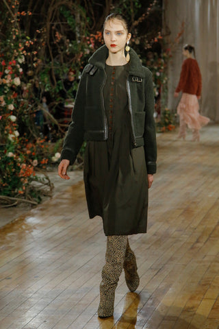 Fall Runway Trends Tamarind Sherpa