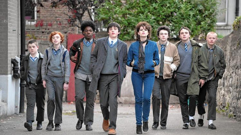 Sing Street Film Fashion Style Musical